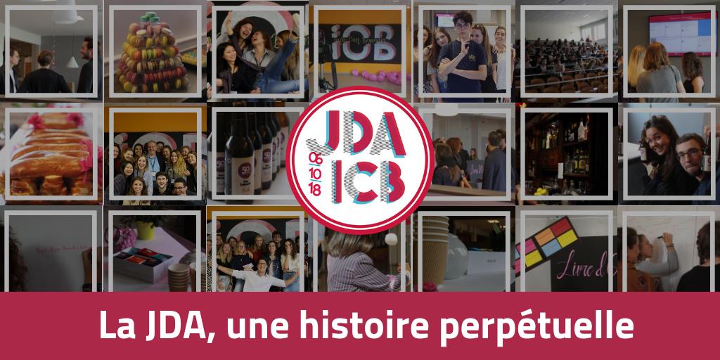 La JDA, une histoire perpétuelle